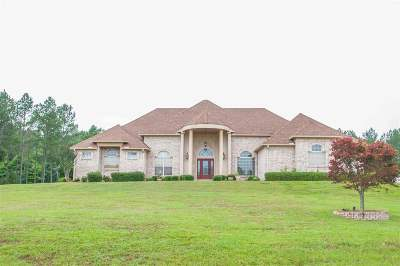 Hinds County Single Family Home Contingent/Pending: 108 Levon Owens Dr