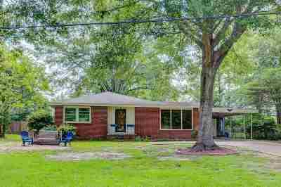 Clinton Single Family Home For Sale: 403 Wayne St