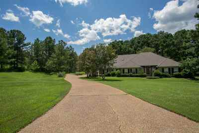 Flowood Single Family Home Contingent: 120 Wisteria Hill Dr