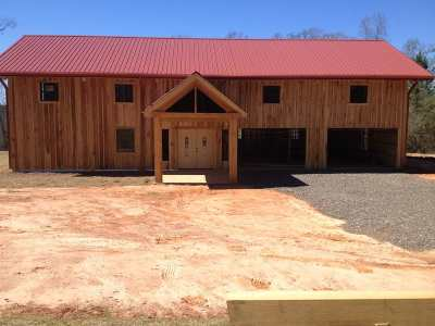 Neshoba County Single Family Home For Sale: 11100 W Hwy 404