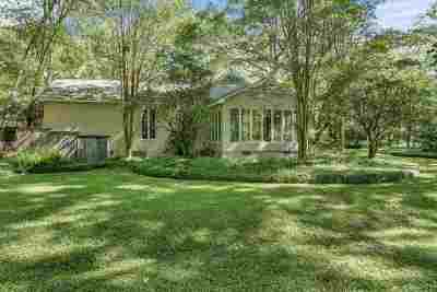 Jackson Single Family Home For Sale: 4107 Hawthorne Dr