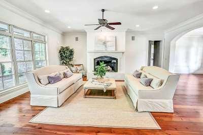 Flowood Single Family Home For Sale: 126 Oakridge Trl