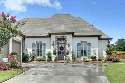 Flowood Single Family Home For Sale: 408 Scarlet Cv