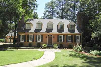 Jackson Single Family Home For Sale: 4205 N Honeysuckle Ln