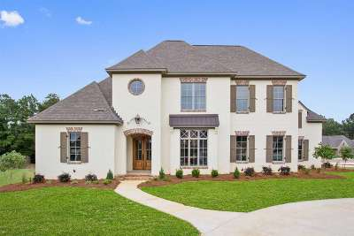 Madison Single Family Home For Sale: 197 Ironwood Plantation Blvd