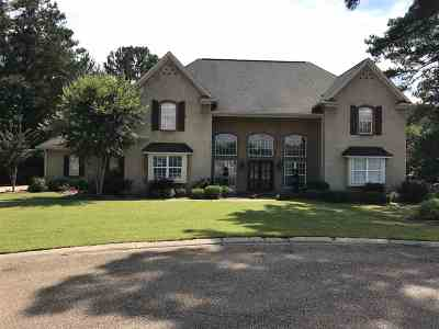 Flowood Single Family Home For Sale: 417 Choctaw Ln