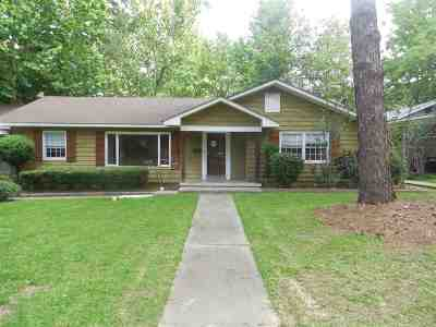 Jackson MS Single Family Home For Sale: $94,500