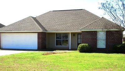 Canton Single Family Home For Sale: 565 King Ranch Rd