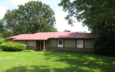 Carthage Single Family Home For Sale: 235 W Hwy 487 Hwy