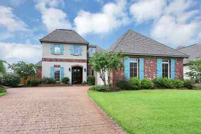 Flowood Single Family Home For Sale: 403 Scarlet Cv