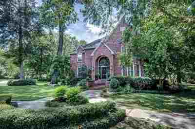 Ridgeland Single Family Home For Sale: 219 Sawbridge Dr