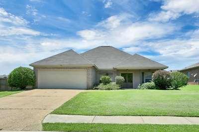 Canton Single Family Home Contingent: 156 Harvey Cir