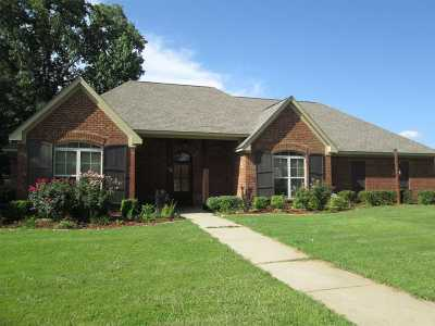 Canton Single Family Home For Sale: 134 Bainbridge Crossing Dr