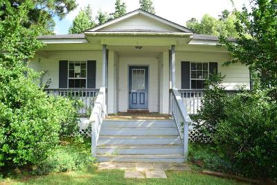 Canton Single Family Home Contingent: 4139 Hwy 16 East