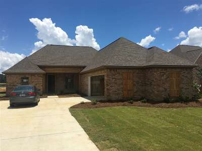 Canton Single Family Home Contingent: 111 Sweetbriar Cir