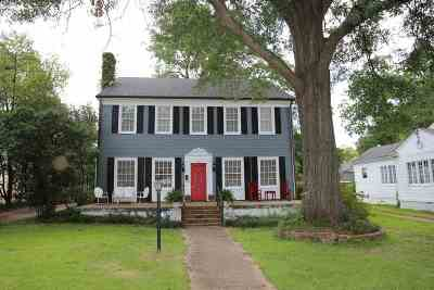 Jackson Single Family Home For Sale: 1332 Greymont Ave