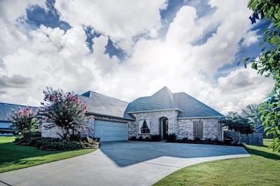 Canton Single Family Home Contingent: 102 Trailbridge Dr