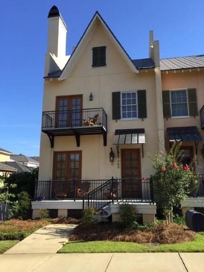 Ridgeland Townhouse For Sale: 700 Northlake Ave