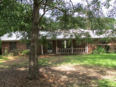 Mendenhall Single Family Home For Sale: 1111 Pat St