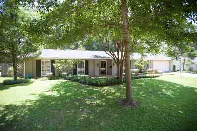 Jackson Single Family Home For Sale: 4656 Hazelwood Dr