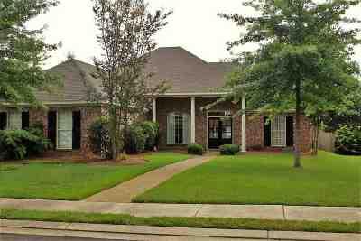 Ridgeland Single Family Home For Sale: 600 Sequoia Cv