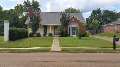Ridgeland Single Family Home For Sale: 1812 Lincolnshire Blvd