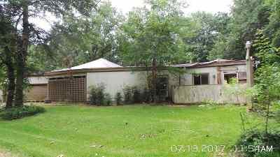 Jackson Single Family Home Contingent/Pending: 2104 Alta Woods Blvd