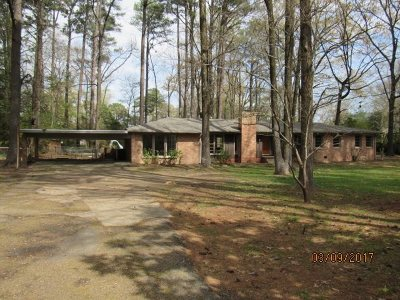 Jackson MS Single Family Home For Sale: $189,900