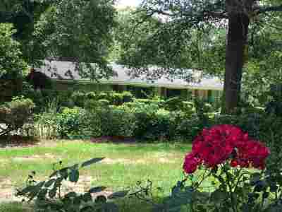 Leake County Single Family Home For Sale: 7105 Gunter Rd
