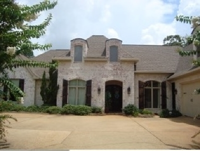 Flowood Single Family Home For Sale: 212 Covenant Xing