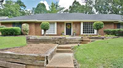Carthage Single Family Home Contingent: 1334 Northwood Cir