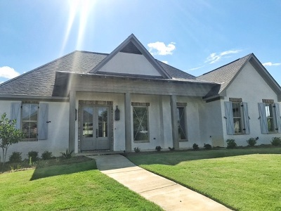 Flowood Single Family Home For Sale: 515 Jasper Cir