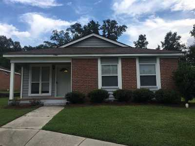 Pearl MS Single Family Home Contingent: $112,900