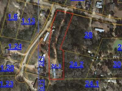 Magee Residential Lots & Land For Sale: 121 Isaac Dr