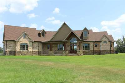 Scott County Single Family Home For Sale: 3215 Old Hwy 80