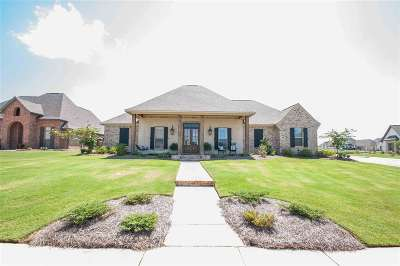Flowood Single Family Home For Sale: 900 Topaz Ct