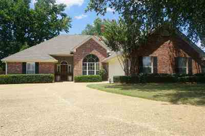 Rankin County Single Family Home For Sale: 121 Lake Pointe Dr