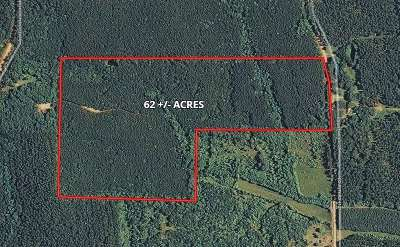 Attala County Residential Lots & Land For Sale: County Road 4127