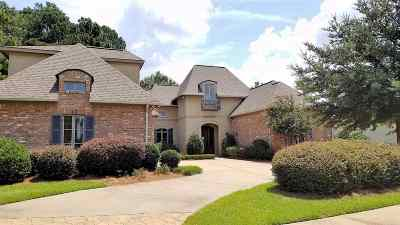 Rankin County Single Family Home Contingent/Pending: 105 Grandview Cir