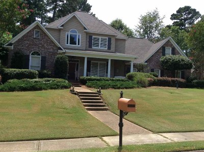 Madison Single Family Home For Sale: 151 Reserve Crossing