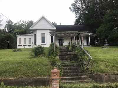 Kosciusko MS Single Family Home For Sale: $115,000