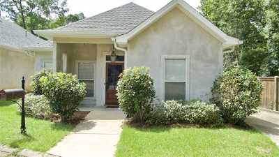 Jackson Single Family Home For Sale: 1001 Whitsett Walk
