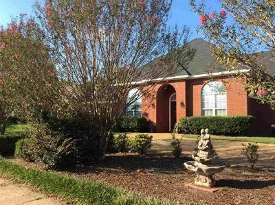 Madison Single Family Home For Sale: 101 Kennesaw Cv