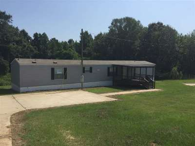 Leake County Mobile/Manufactured For Sale: 808 Roberts Rd