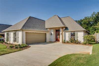 Flowood Single Family Home For Sale: 148 Grace Dr