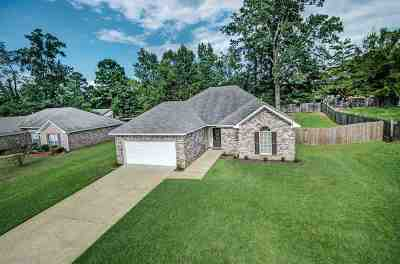 Brandon Single Family Home For Sale: 418 Pecan Cir