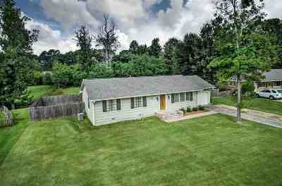 Clinton Single Family Home Contingent: 106 Sunset Dr