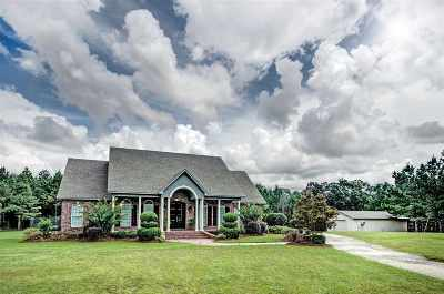 Mize Single Family Home For Sale: 3339 Hwy 28