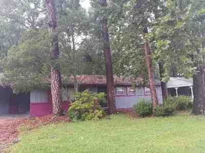 Jackson MS Single Family Home For Sale: $44,900