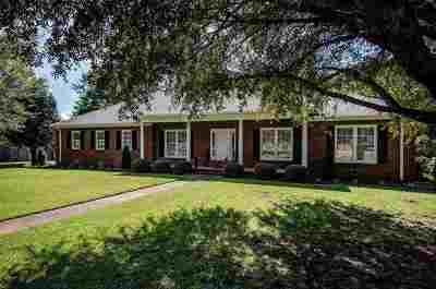 Brandon Single Family Home For Sale: 545 Burnham Rd
